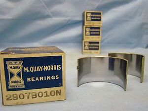 1936 - 67 Allis Chalmers Le Roi 201 226 Tractor Combine Grader Rod Bearings 010