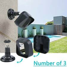 3pcs Wall Mount Stand & Cover Shade Accessories Housing Bracket for Blink XT Xt2