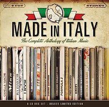 MADE IN ITALY 6 CD BOX-SET NEU DOMENICO MONDUGNO/RENATO CAROSONE/TONY DALLARA