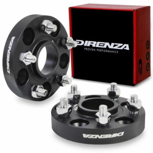 DIRENZA 5x114.3 25mm HUBCENTRIC WHEEL SPACER PAIR FOR LAND ROVER FREELANDER 98+