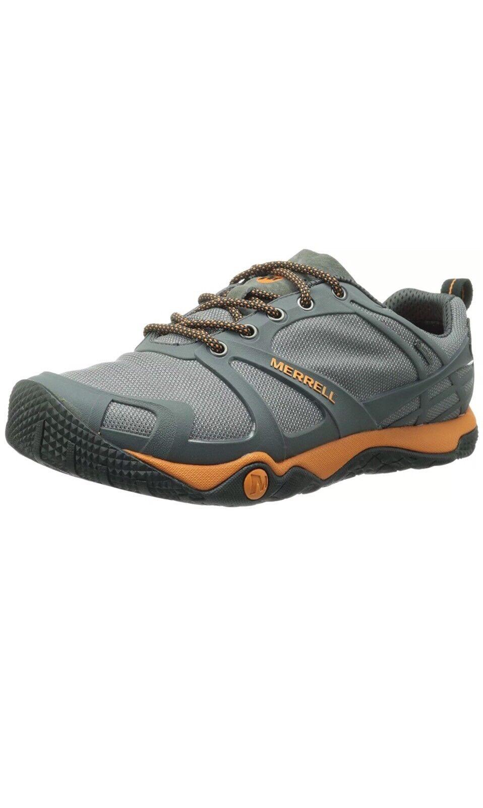 Merrell Hombre  Projoerra Deporte Goretex Impermeable Zapato de senderismo, Paloma Silvestre Tanga, 15M nosotros  conveniente