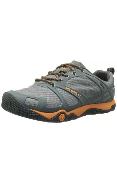 2e9b7be2ac0b Merrell Men s PROTERRA Sport GTX Waterproof Hiking Shoe Wild Dove ...