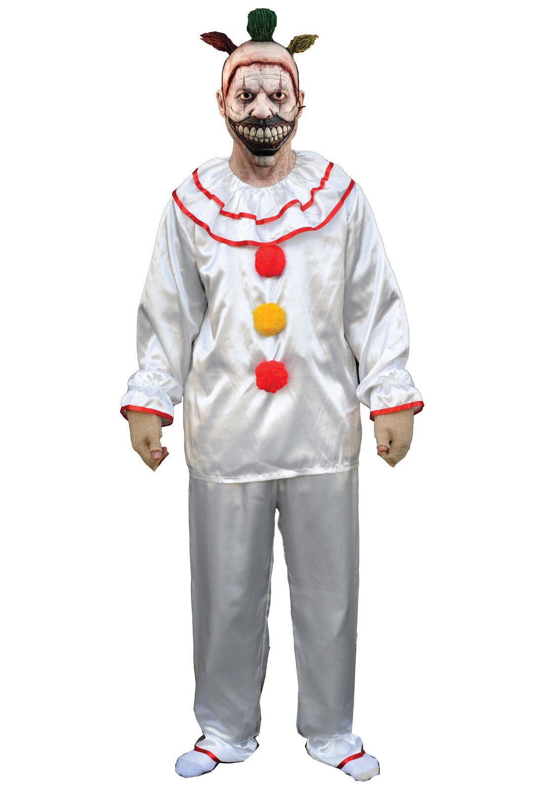 Twisty the Clown American Horror Story Freak Show Scary Halloween Adult Costume