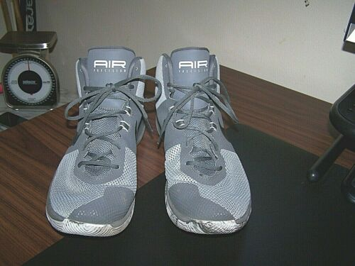 Med Top Schwarz Precision Grau Nike 15 Air Weiß Mens Basketballschuh High x6qCWTn1aw