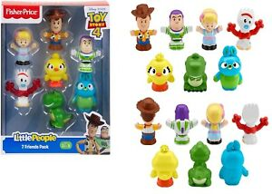 Fisher-Price-Little-People-Toy-Story-4-Figure-7-Pack-Giftset-Ages-2-Toy-Play