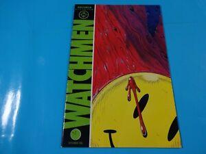 Watchmen-1986-HOT-tv-show-comics-DC-1-Nice-Comic-book