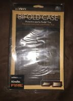 Nyko Bifold Protective Case For 7in. Kindle Fire Or Kindle Fire Hd, 7in, Brown