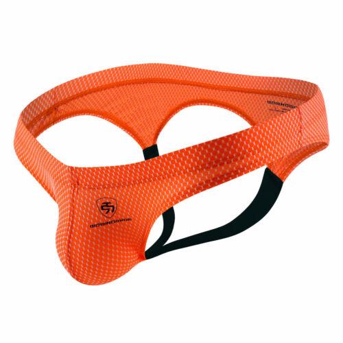 Men/'s Jock Strap Breathable Underwear Backless Jockstrap Briefs Underpants Thong