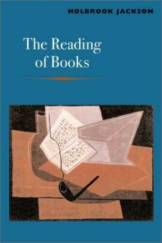 The Reading of Books by Holbrook Jackson Paperback Book The Fast Free Shipping
