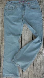 Sheego-Stretch-Jeans-Size-44-Blue-Denim-plus-Size-969