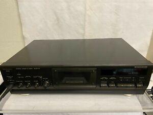 Technics-RS-BX747-Stereo-Kassettendeck-Tapedeck