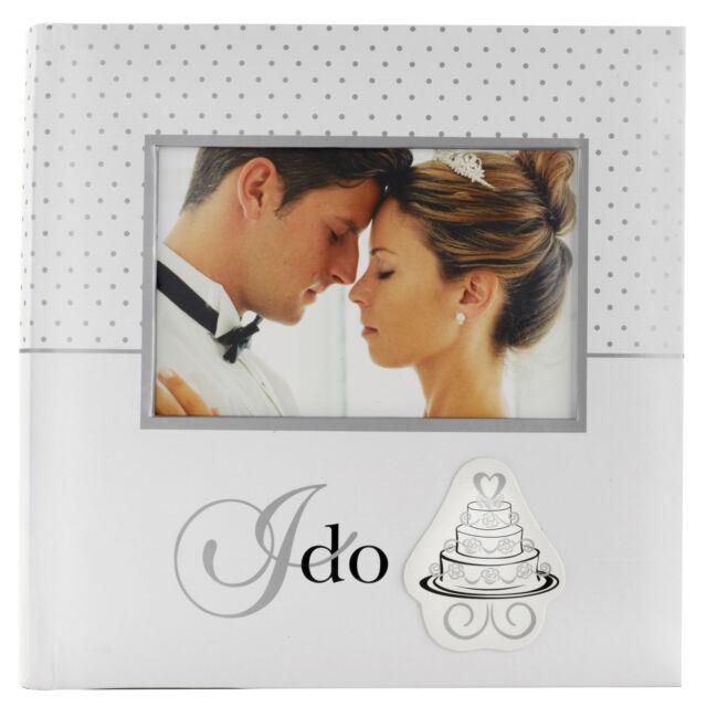 Malden International Designs I Do Wedding Collection Photo Album 4x6
