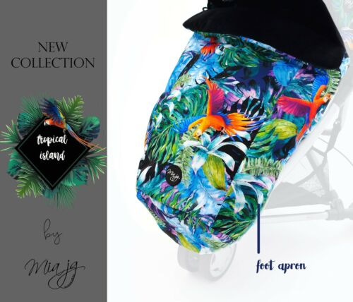 Colourpack to fit Quinny Moodd! Tropical! :
