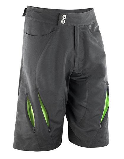SPIRO SPIRO SPIRO Bikewear Off Road Shorts ; Herren Bikershorts mit Innenhose 6b918f