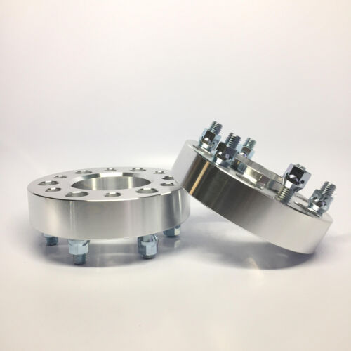 """2pc 1 3//16/"""" Inch Hubcentric Wheel Spacers ¦ 6x5.5 6X139.7 ¦ 14X1.578.1mm Hub"""