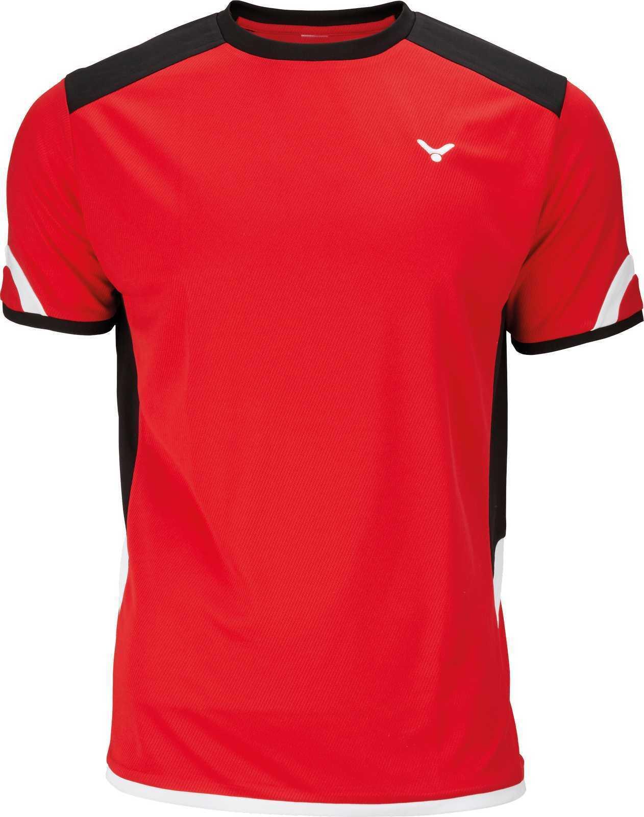 Victor Camiseta Función 6737 Bádminton tenis de MESA Camiseta