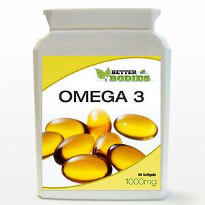 Omega-3-olio-di-pesce-1000mg-50-CAPSULE-SOFT-GEL-BOTTLE