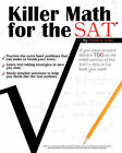 Killer Math for the SAT by Michael A Suppe (Paperback / softback, 2010)