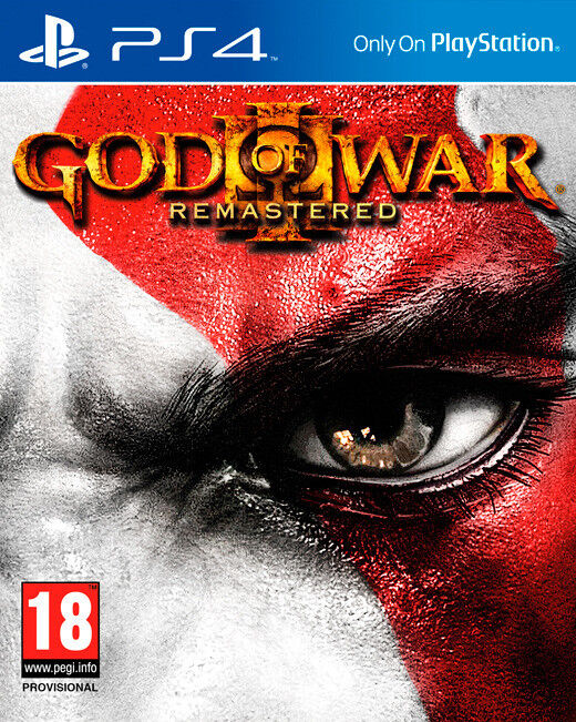 PS4 God of War III: Remastered (brand new)