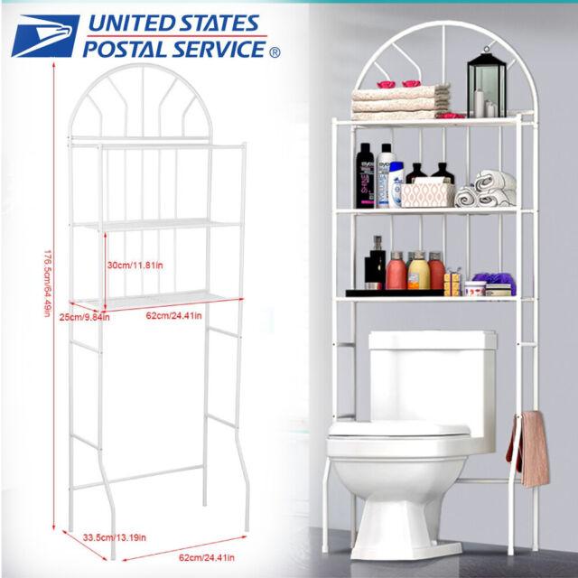 3 Tier Bathroom Storage Rack Shower