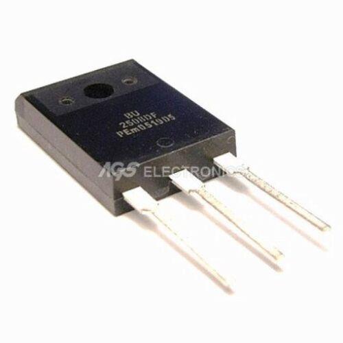 BU2508DF BU 2508DF Transistor SI-NDI 1500V 8A 45W 0.4u
