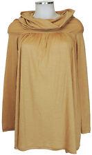 Missoni Shirt 34/36 (ital. 38) Wolle Seide in sandgold elegant Luxus wie neu