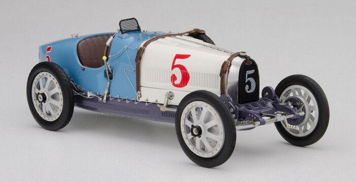CMC M-100-013, Bugatti 1924 Coche Modelo de proyecto Coloree Nación argentoina