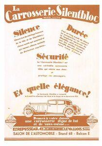 Sepia Postcard Ads Advertising Automobile Bodywork Insulator Edit 3615 PUB9