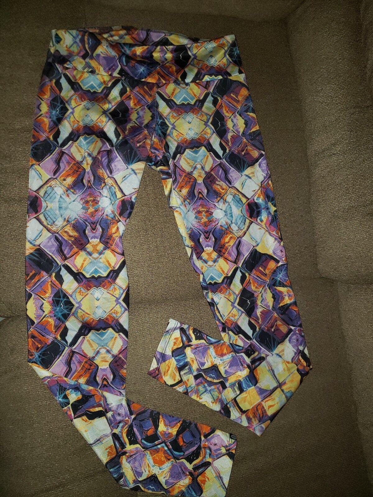 Onzie Women  Leggings S/M full lenght  - image 2