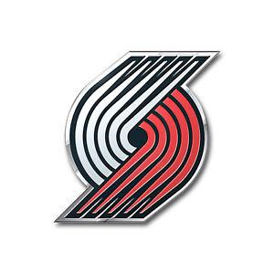 NBA-3D-Portland-Blazers-Auto-Color-Emblem-Sticker-Decal-Car-Truck-SUV-VAN