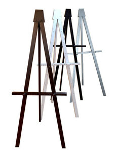 hire easel white greco tripod big expo artwork display easel a1 rent