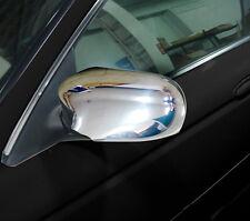 NEW Chrome WING DOOR MIRROR Covers Trims for Jaguar S Type CCX 1998 - 2002