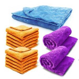 Edgeless-Microfibre-Towel-Cloth-Car-Microfiber-Polishing-Drying-Pure-Definition