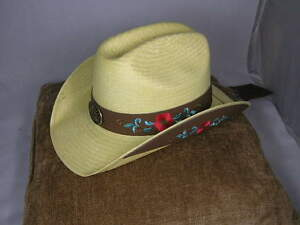 c71c0bd071a Image is loading NEW-PETER-GRIMM-NATURAL-FIBER-DUSTY-WESTERN-COWBOY-