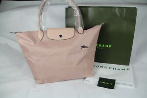 Details about New Longchamp Le Pliage Club Tote Bag L Hawthorn 1899 Made in  France