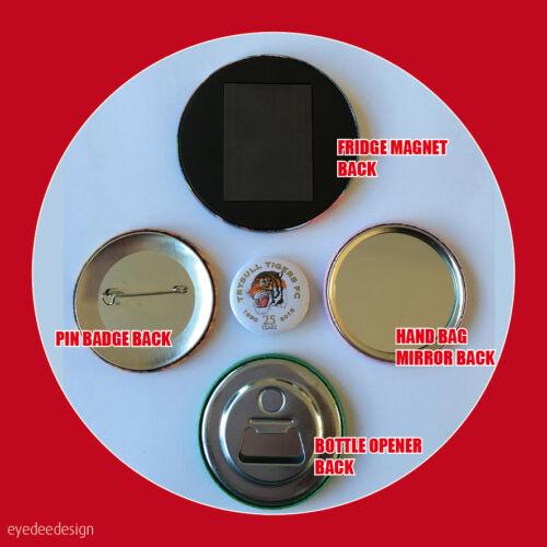 Personalised Hen Party Night Weekend BADGE bottle opener fridge Magnet N260