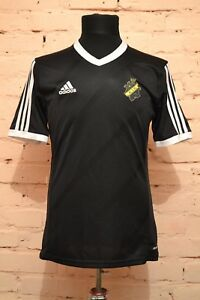 FC-AIK-STOCKHOLM-FOOTBALL-TRAINING-SHIRT-2014-SOCCER-JERSEY-TRIKOT-ADIDAS