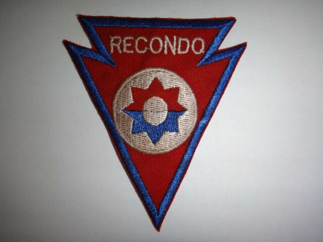 US RECONDO Qualification Team 9th INFANTRY Division Vietnam War Patch