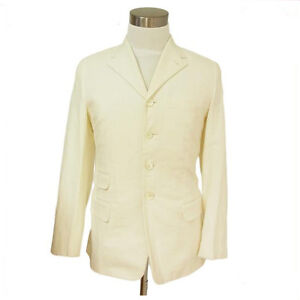 Prada-Coats-Jackets-White-Woman-Authentic-Used-C252