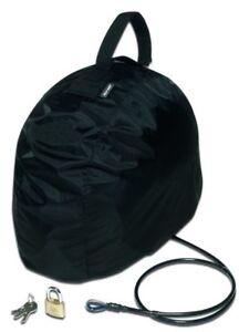 Detalles de Pacsafe bolsa casco lidsafe PH000BK ver título original