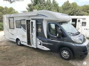 camping-car  Fiat ducato  - 2013 - 28300 kms.