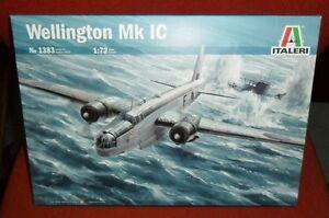 1383-Wellington-Mk-IC-ITALERI-1-72-plastic-model-kit