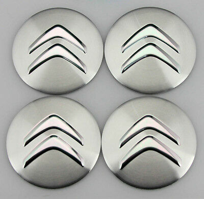 "4x 56mm 2.2"" Car Refitting Wheel Center Hub Cap Emblem Badge Decal Sticker for"