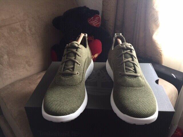 Timberland Flyroam FlexKnit Oxford Sneakers (For Men) Size US 7.5