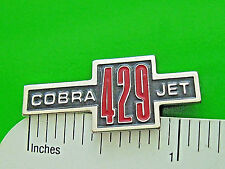 429 Cobra Jet Hat Pin Lapel Pin Tie Tac Hatpin Gift Boxed