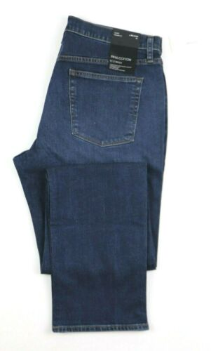 NWT $198 J Brand Kane Sagar Eco Wash Pima Cotton Straight Fit /& Leg Jeans 36