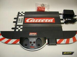 Carrera-Evolution-Anschlussschiene-Wireless-mit-Trafo-aus-10115