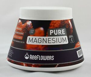 Sensible Pure Magnesium Reeflowers 33.8oz Ultra Pure Magnesium For Saltwater 21,00 €/ L Curing Cough And Facilitating Expectoration And Relieving Hoarseness Water Tests & Treatment Fish & Aquariums