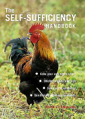 The Self-sufficiency Handbook, Alan Bridgewater, Gill Bridgewater, Like New