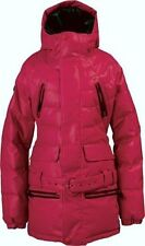 BURTON Women's VERONICA DOWN Snow Jacket - XS - CERISE - NWT